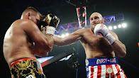 Tyson Fury blog