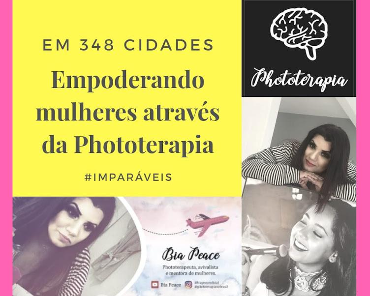 Phototerapia no Brasil - Bia Peace