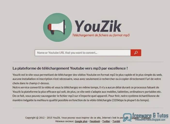 Youzik : Un Service En Ligne Simple D'emploi Pour