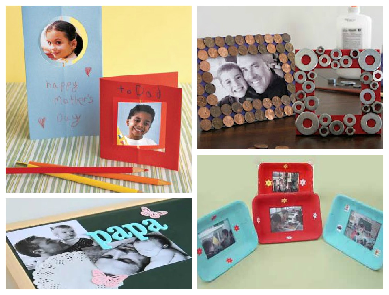 Lovers Crafts Ideas Para Regalar El Dia Del Padre - Ideas-regalo-padres