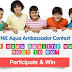 Contest !! NiE Aqua Ambassador 21 Lakh Worth of Prizes to Be Won