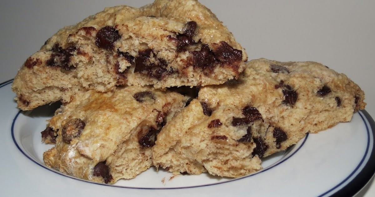 froufroubritches: Skinny Chocolate Chip Buttermilk Scones