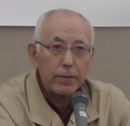 総会発言 菊池紘さん(練馬革新懇)