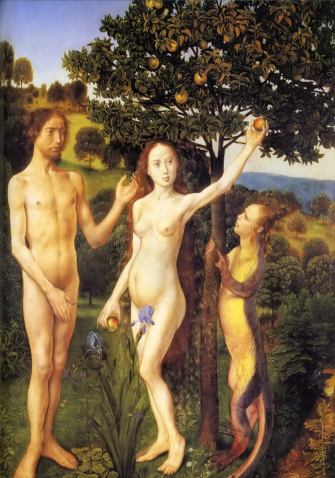 A few theological questions on adam and eve.....?