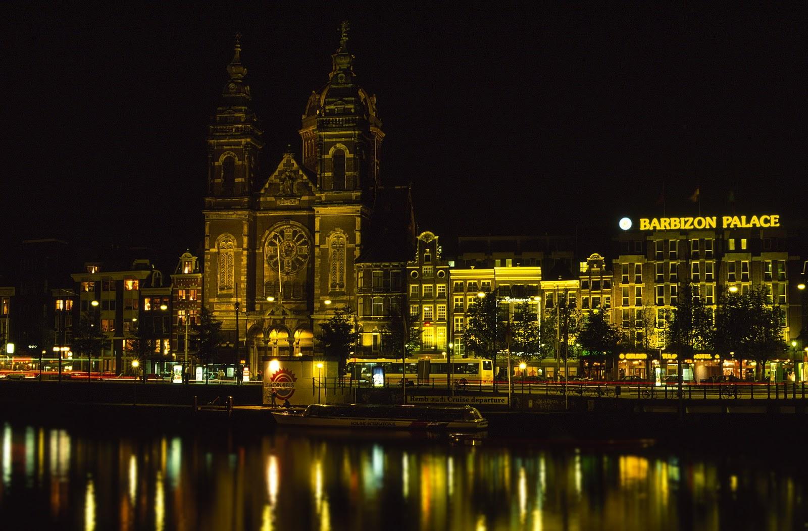 Amsterdam City, Netherlands