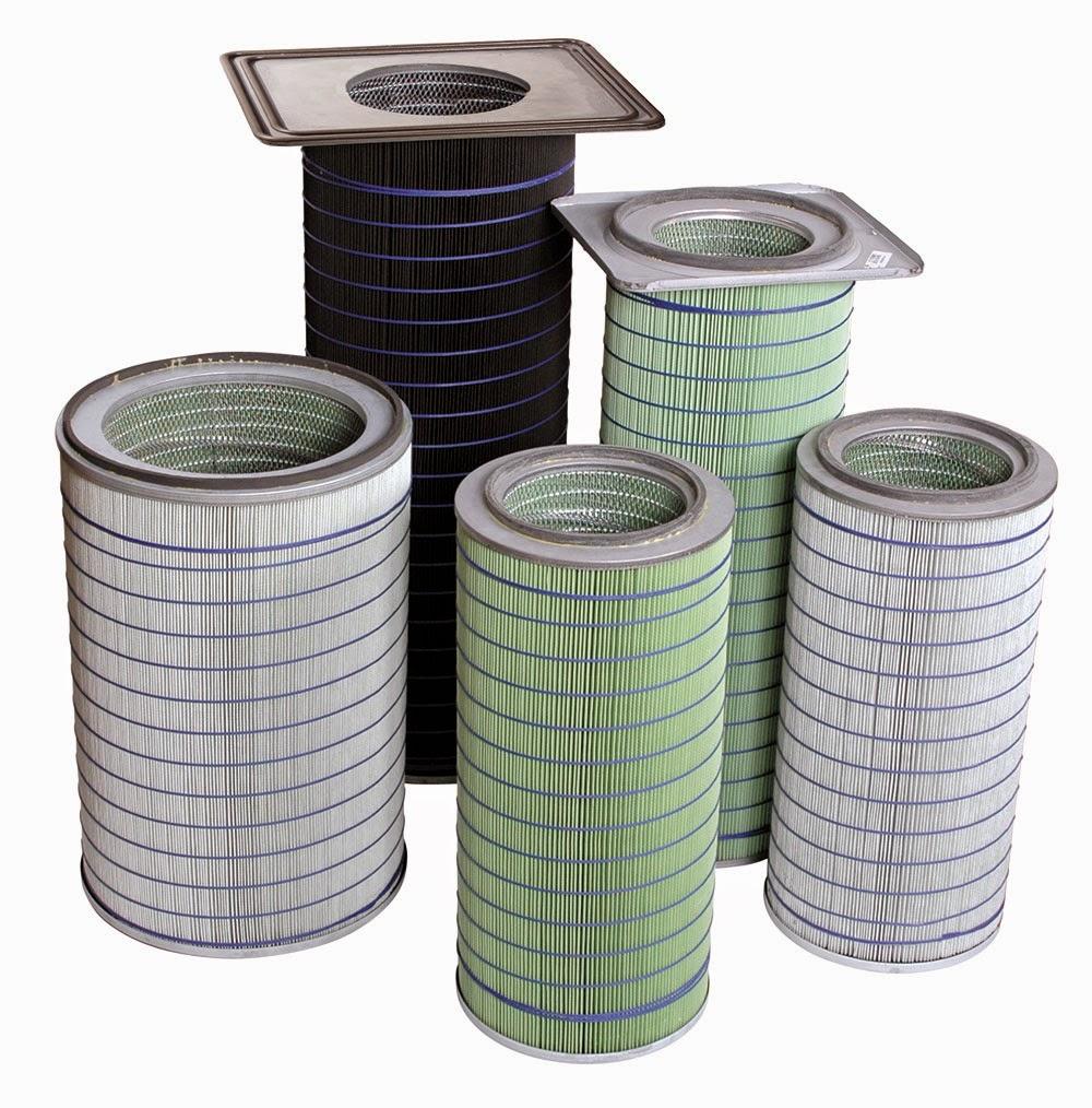 Camfil APC retrofit filter assortment