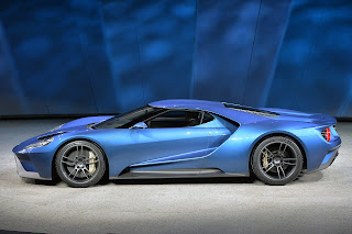 2015 Ford GT Exterior
