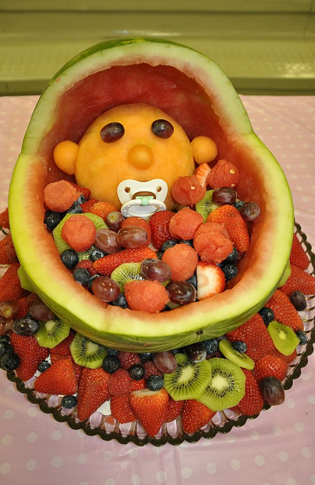 baby shower watermelon the watermelon baby was my
