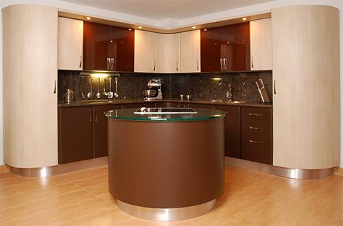 Los Principios Del Feng Shui En La Cocina 3 Varios diseños de cocinas modernas y acogedoras.