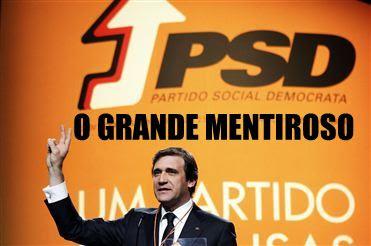 Passos Coelho defende que cumpriu as suas promessas no partido e no Governo