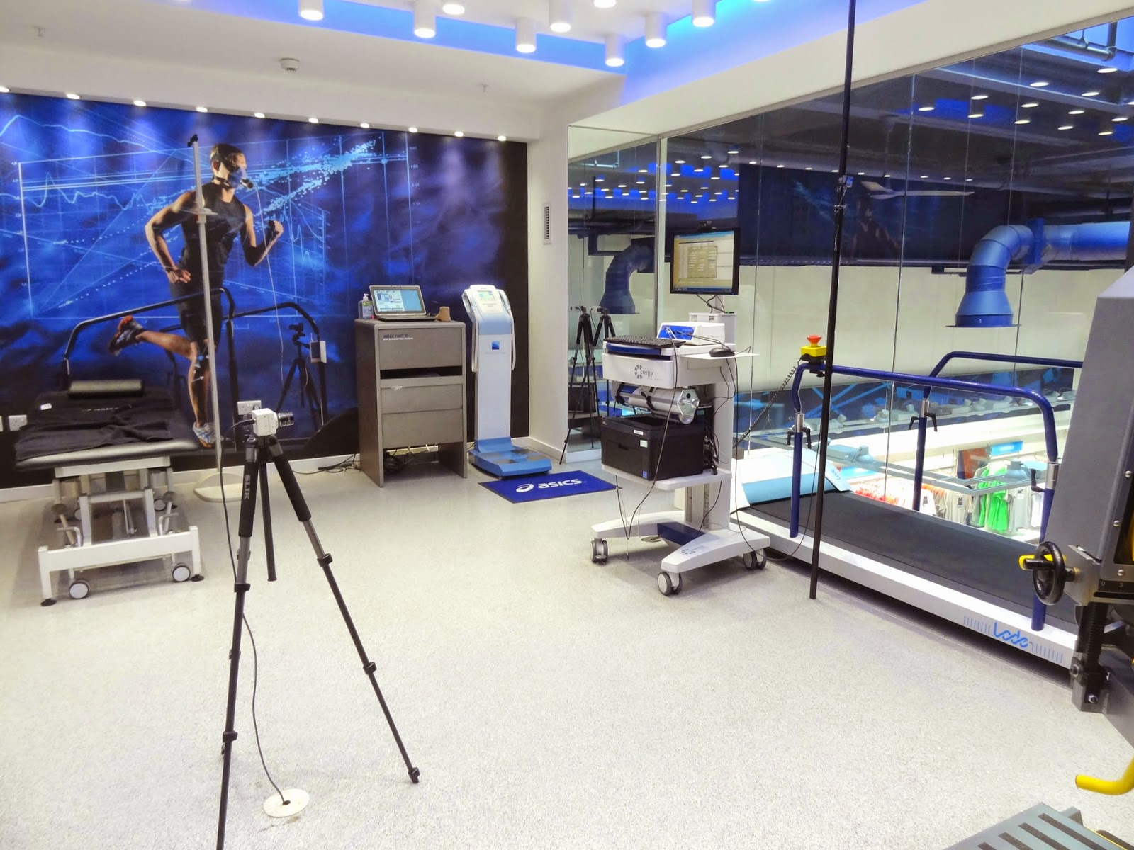 Asics Running Lab London