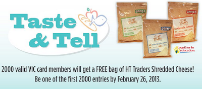 Harris Teeter Taste and Tell