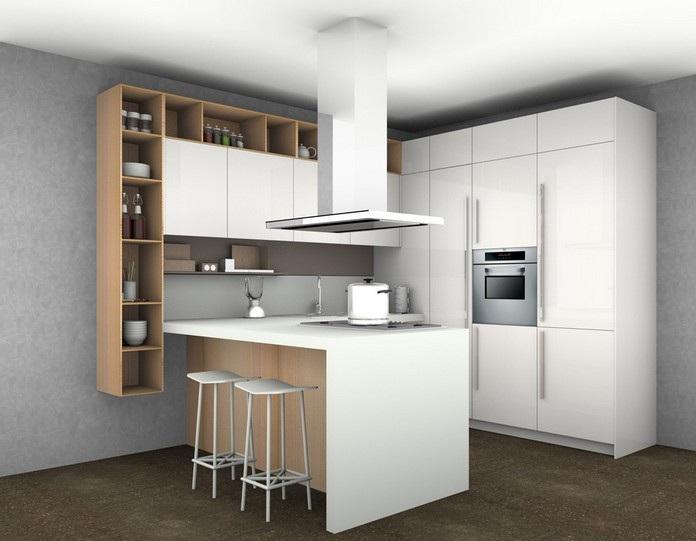 Furniture Interior Design: The Code Kitchen