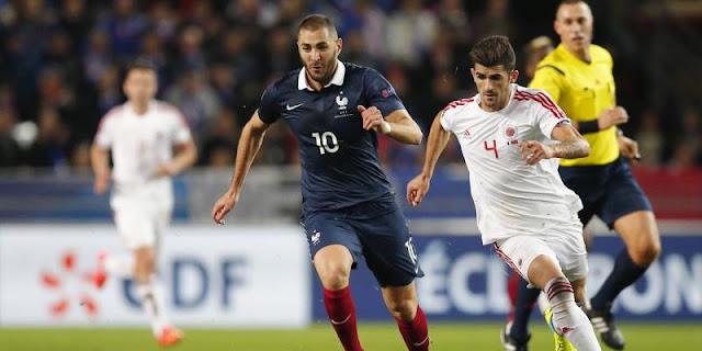Kèo thơm chắc thắng Albania vs Pháp