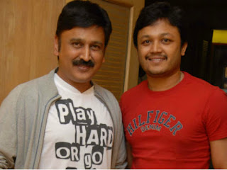 Ramesh and Golden Star Ganesh