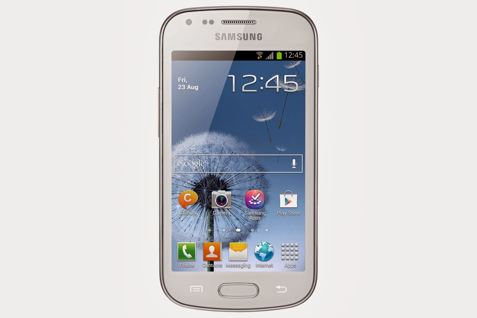 Samsung Galaxy Trend ominaisuudet