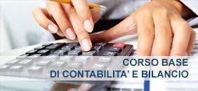 CORSO BASE DI CONTABILITÁ E BILANCIO