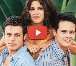 História e abertura da primeira temporada da Malhação (Rede Globo) em 1995.