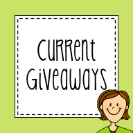 Giveaways!