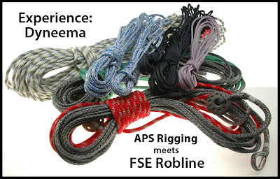 Annapolis Performance Sailing APS Rigging FSE Robline Dyneema Experience Line