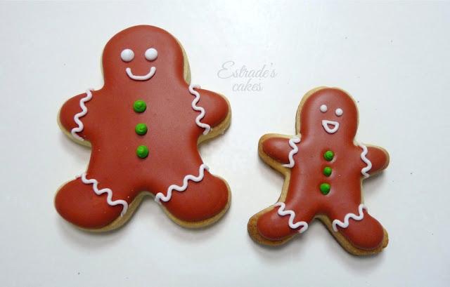 galletas de Navidad con glasa - 2