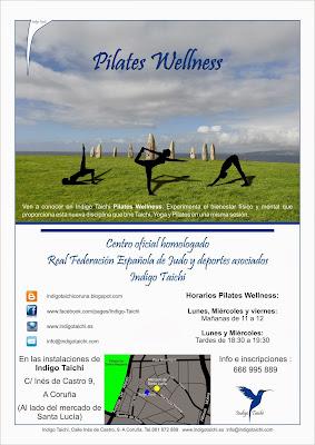 Pilates Wellness en Indigo Taichi