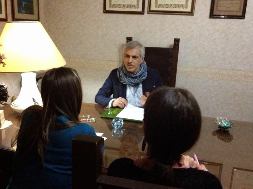 Intervista sulla TERRA DEI FUOCHI ad Antonio Trillicoso