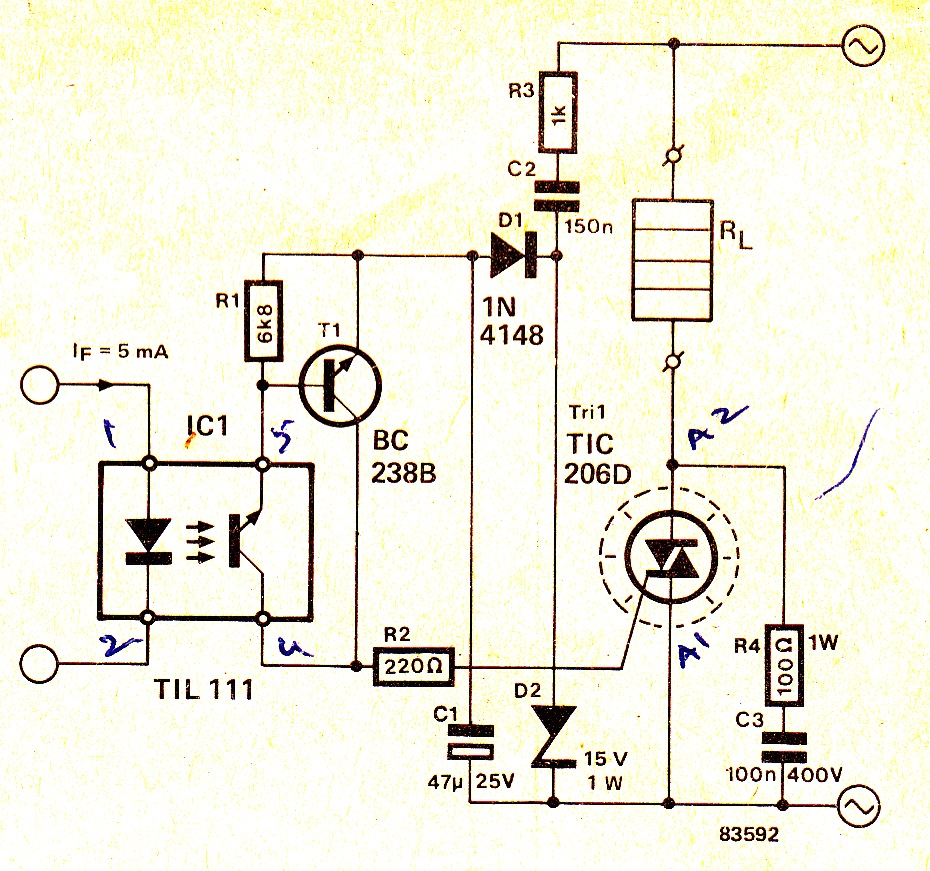 Relay Wiring Diagram Also Triac Dimmer Circuit On Dc Solid State Schematic Get Free Image About