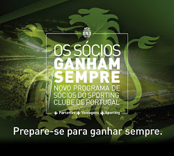 Torna-te aqui Scio do Sporting