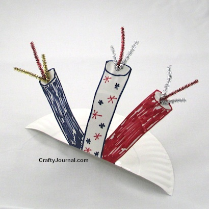 http://craftyjournal.com/4th-of-july-kids-crafts/