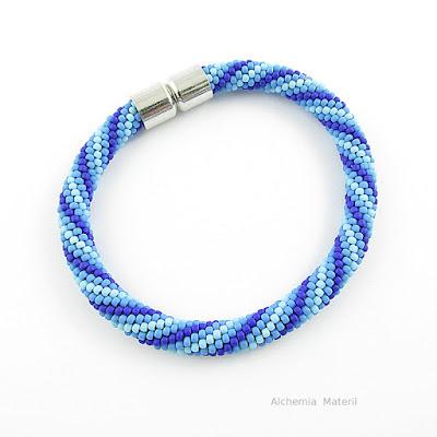 Men Bracelet Blue Sky