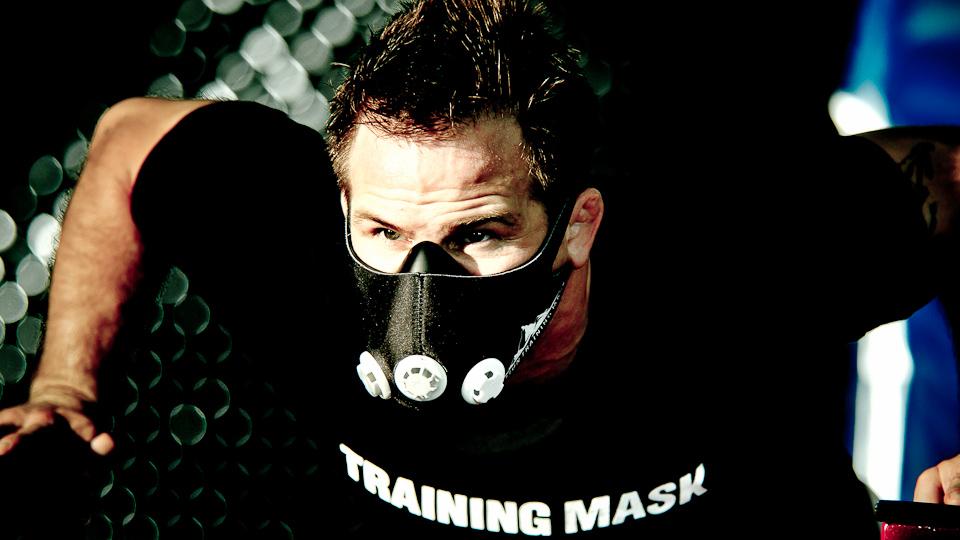 oxygen mask fitness