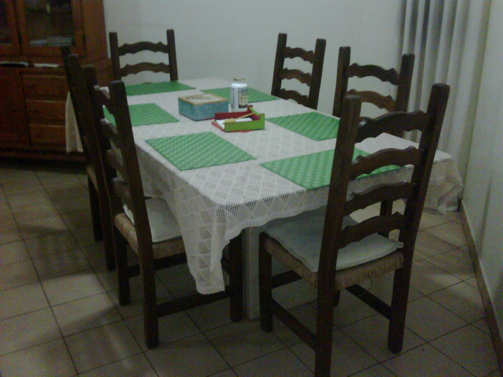 Muebles jimena comedor de 6 puestos for Comedor 8 puestos