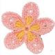 5 petalos rosa