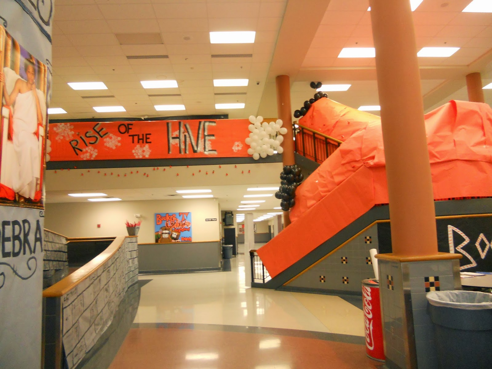 ms haughey s history class homecoming 2014 300 rise of the hive
