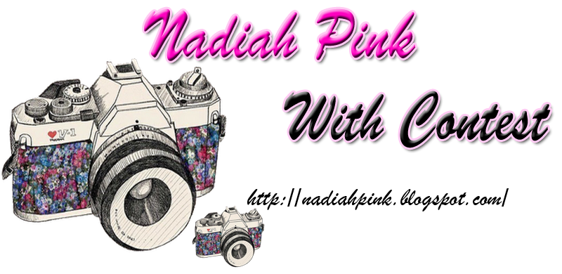 nadiah pink with contest