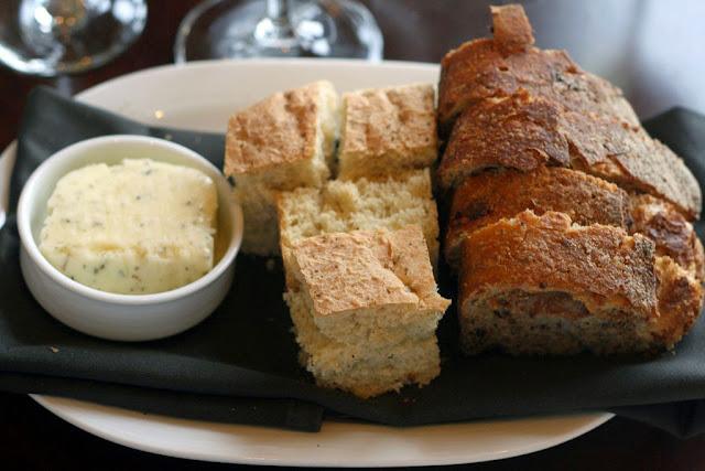 beautiful chunks of bread