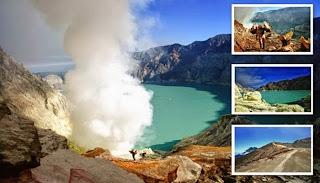 FOTO DAFTAR NAMA TEMPAT WISATA MALANG TERBARU Foto Wisata Batu Malang Jawa Timur
