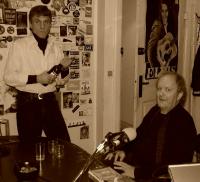 Flamenco (I) med Casper Morilla & Henrik Liebgott. 15. november 2018