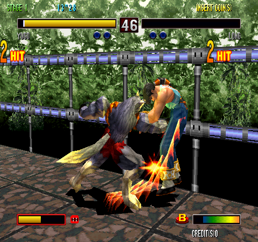 DOWNLOAD GAME BLOODY ROAR PERTARUNGAN UNTUK PC