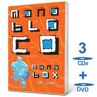 Monobloco – Mono Box (2012)