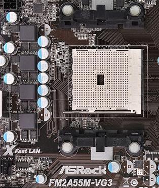 motherboard AMD FM2