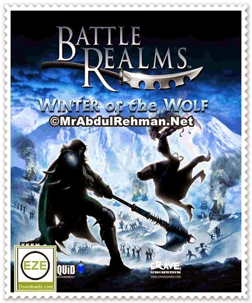 Battle Realms Winter of the Wolf PC Game Free Download Full Version