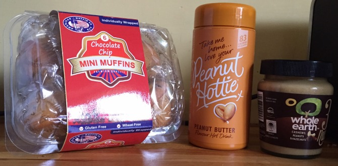 Mini muffins