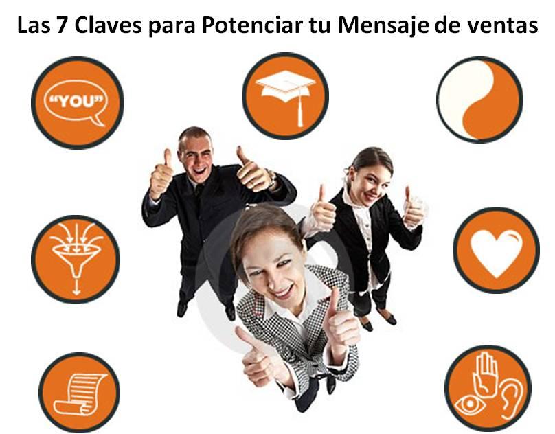 7 claves para potenciar tu mensaje, NeuroMap, Antonio Casals, Esmeralda Diaz-Aroca