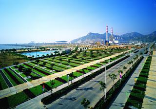 神華集團現代化電廠 1088 藍兵手記