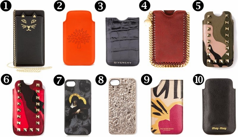 Top 10 iPhone Cases for Fashionistas