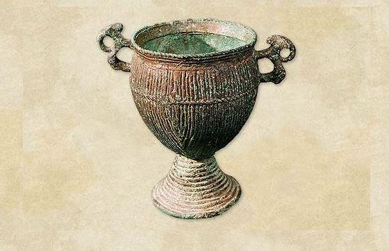 Vase din Epoca Fierului