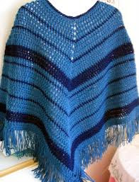 Free Poncho Pattern To Crochet : Poncho de Croch?:casa e imoveis Decoracao - Casa - Apartamento