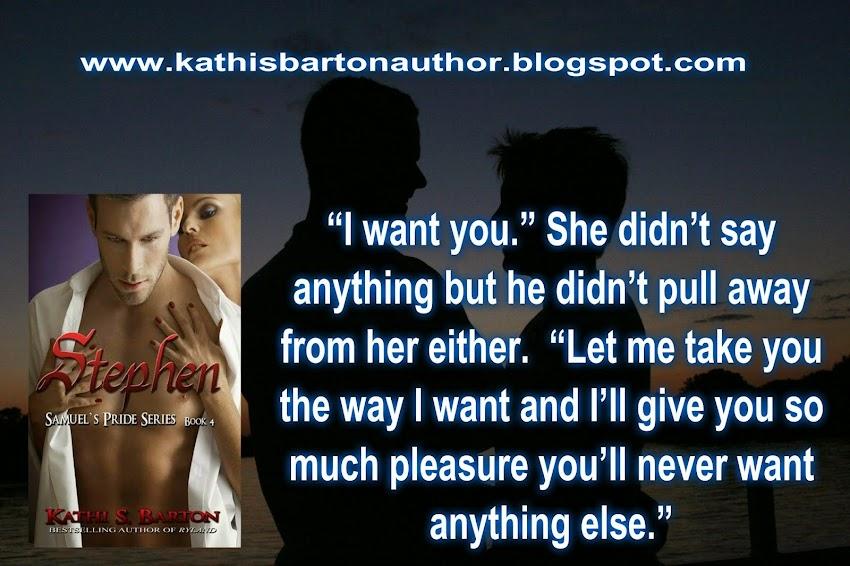 Kathi S. Barton - Author